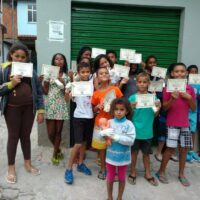 Children with certificates