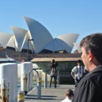 Paul in Sydney