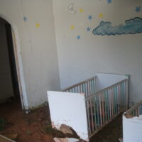 Abandoned creche
